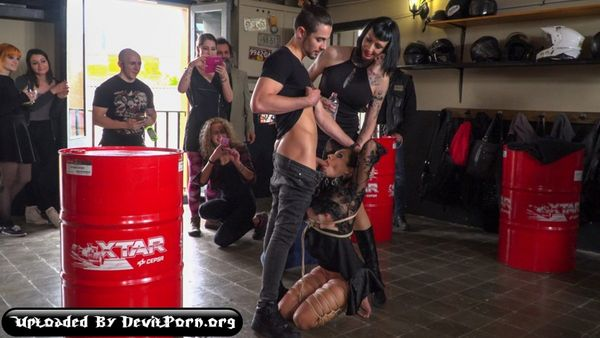PD – Sep 05, 2016 – Steve Holmes, Oliver Pina, Melody Petite, Mistress Minerva