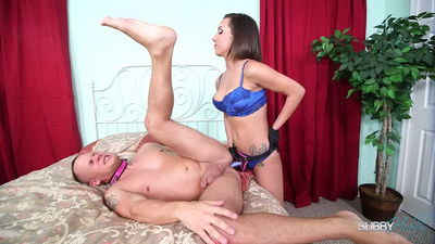 Subby Hubby - Paulina's Pet Husband 6: Strap-on Slut