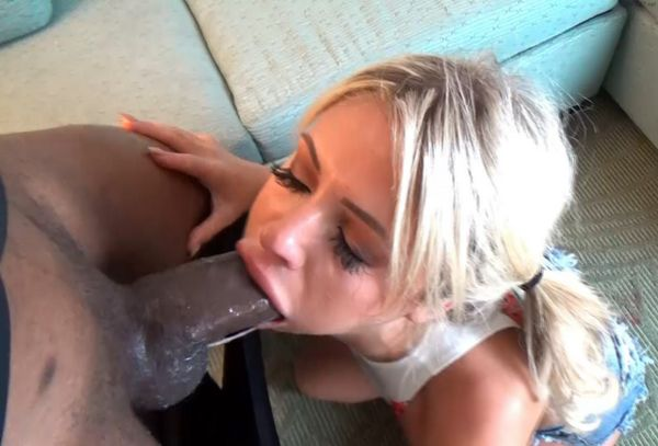 image Snowbunny let black bf come to her house to fuck her hard
