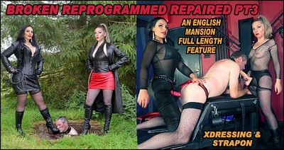 The English Mansion - Broken Reprogrammed Repaired Pt3 Part 3
