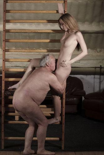Abigaile johnson old man