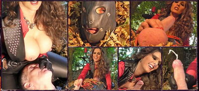 Dominatrix Annabelle - Autumnal Sleepover!