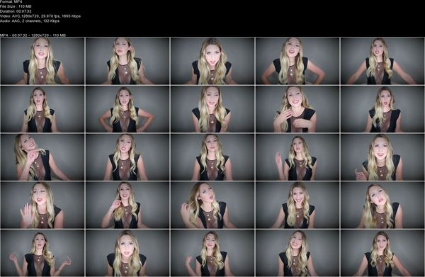 Princess Lexie – Sell Her Posessions