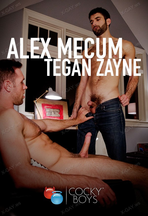 CockyBoys: Alex Mecum, Tegan Zayne