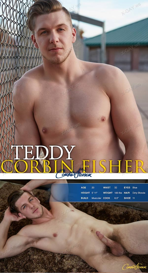 CorbinFisher: Teddy