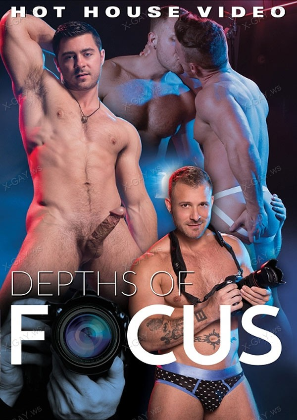 HotHouse: Depths Of Focus, Scene #01 (Austin Wolf, Gabriel Cross, Alexander Volkov)
