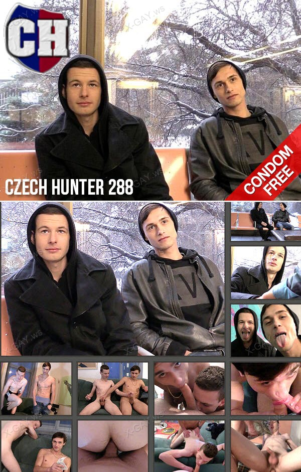 CzechHunter 288 (Bareback)