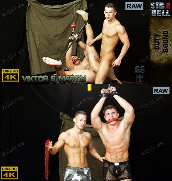 Str8Hell: Viktor Adam, Martin Hovor (RAW, DUTY BOUND)