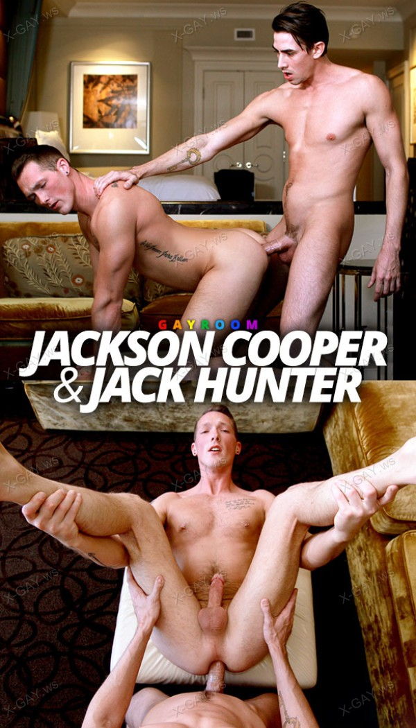 ManRoyale: After School Fuck (Jackson Cooper, Jack Hunter)