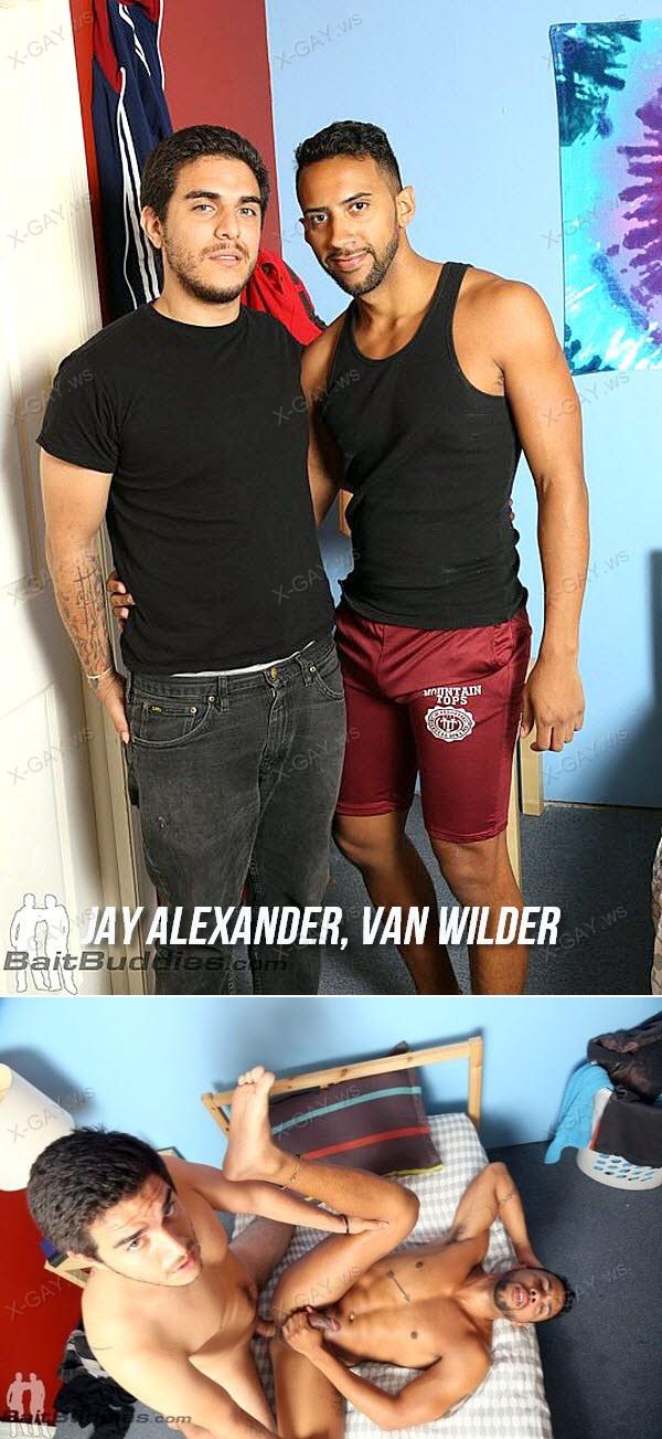 BaitBuddies: Jay Alexander, Van Wilder