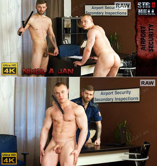 Str8Hell: Nikol Monak, Jan Bavor (RAW, AIRPORT SECURITY)