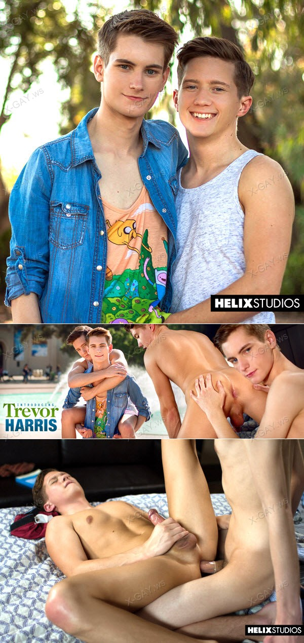 HelixStudios: Introducing Trevor Harris (Tyler Hill, Trevor Harris)