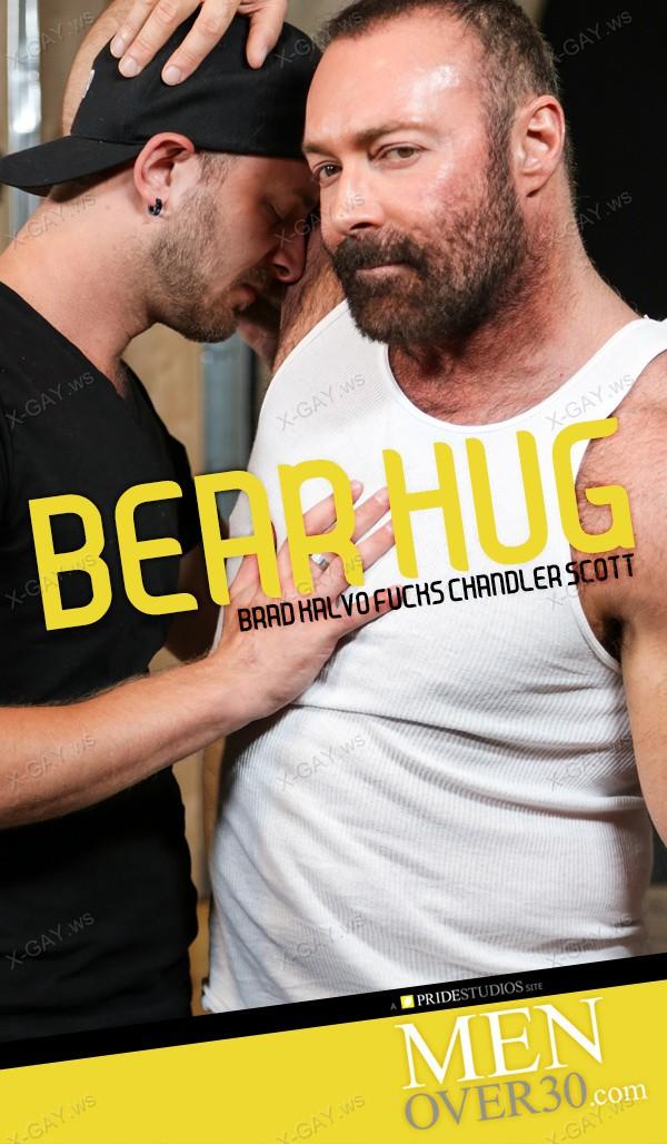 MenOver30: Bear Hug (Brad Kalvo, Chandler Scott)