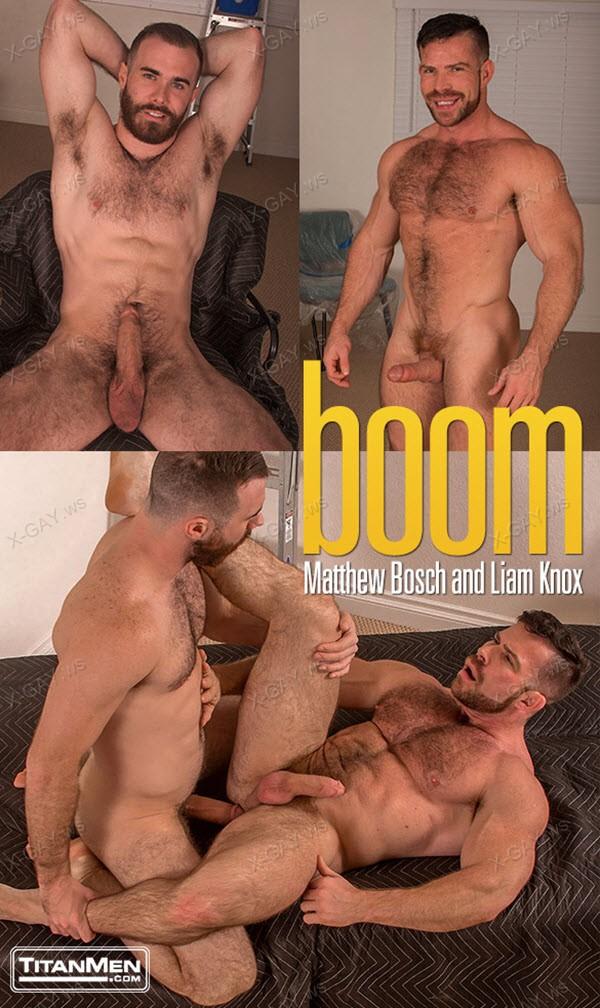 TitanMen: BOOM (Liam Knox, Matthew Bosch)