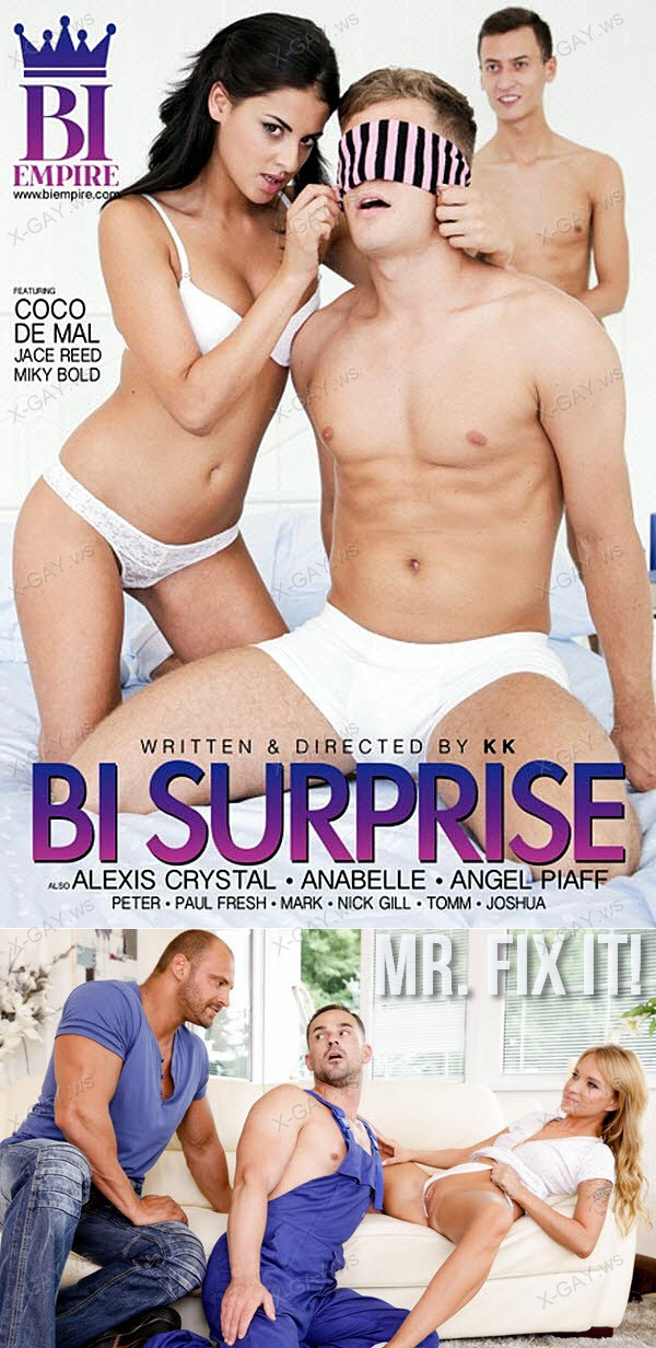 BiEmpire: Mr. Fix It! (Angel Piaff, Andy West, Eric Tomfor)