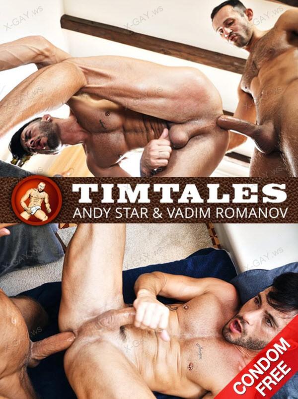 TimTales: Vadim Romanov, Andy Star (Bareback)