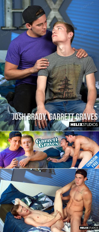 Helixstudios: Introducing Garrett Graves (Josh Brady, Garrett Graves) (Bareback)