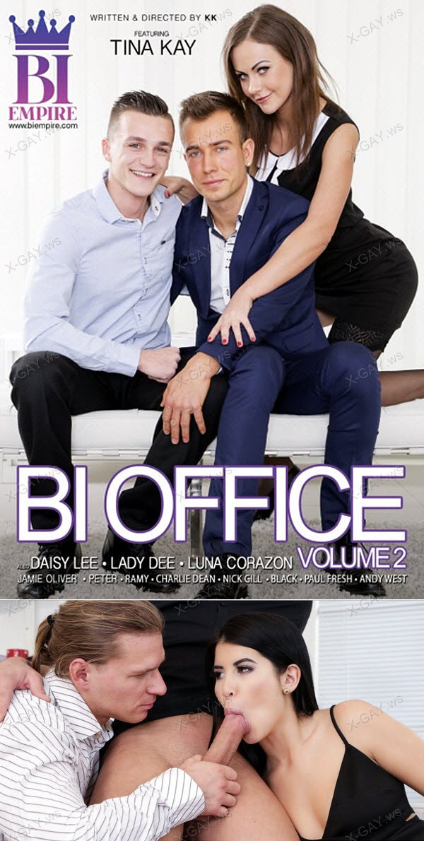 BiEmpire: Overworked! (Lady Dee, Nick Gill, Black)