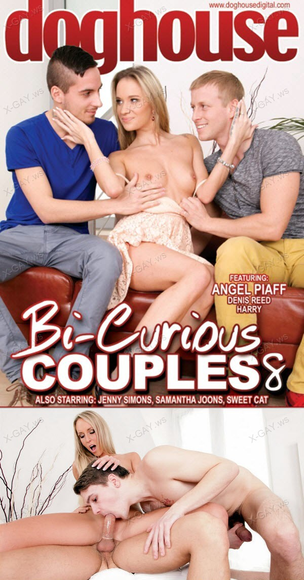 BiEmpire: Bi Curious Couples #08 (Jenny Simons, Chris Hollander, Tony)