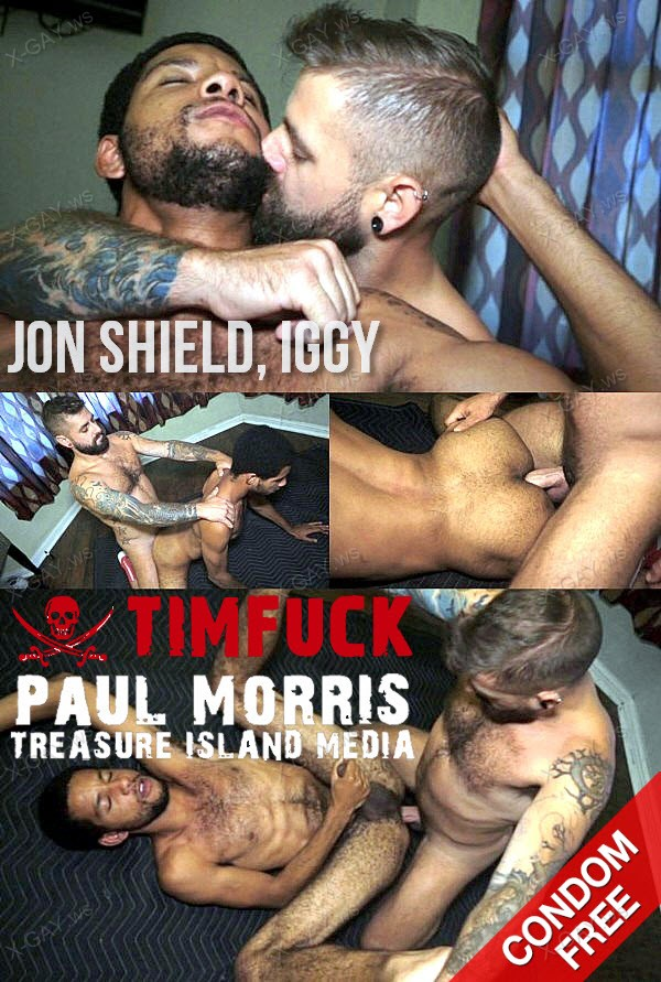 TimFuck: Kennys Raw Fucks Volume 1, Scene 7 (Jon Shield, Iggy) (Bareback)