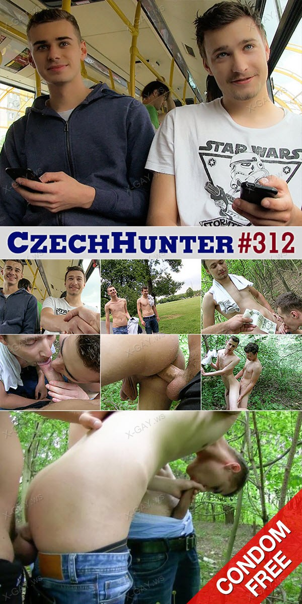 CzechHunter 312 (Bareback)