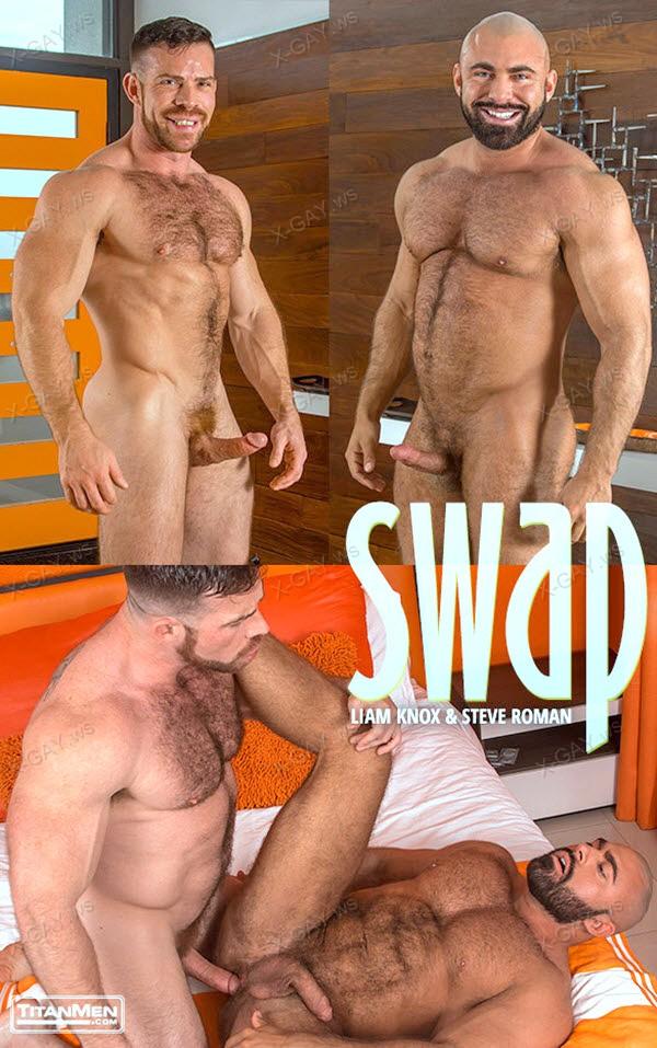TitanMen: Swap (Liam Knox, Steve Roman)