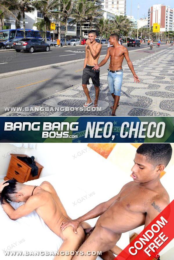 BangBangBoys: Neo BareBangs Checo