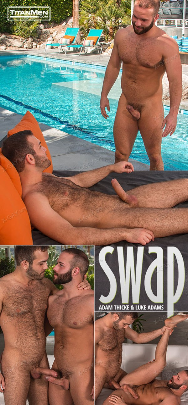TitanMen: Swap (Adam Thicke, Luke Adams)