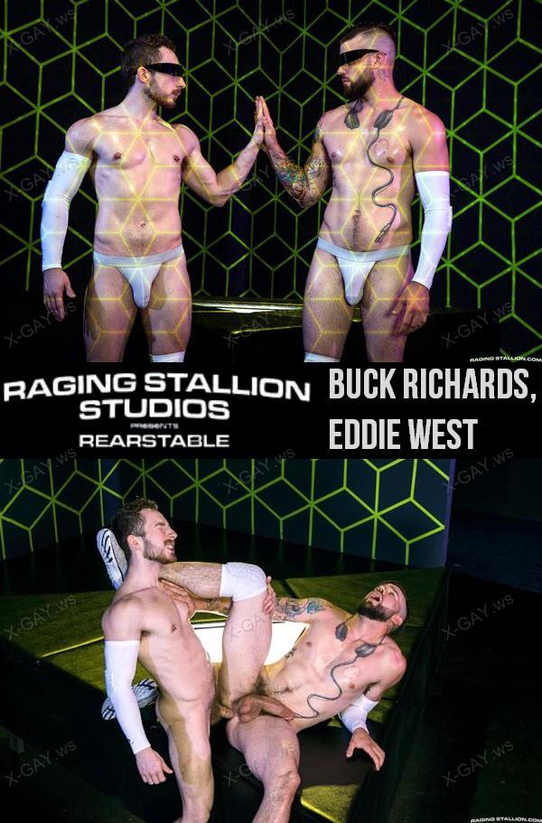 RagingStallion: Gaymers (Buck Richards, Eddie West)
