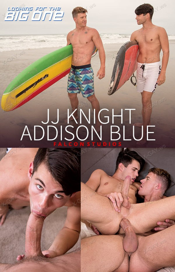 FalconStudios: Looking For the Big One (JJ Knight, Addison Blue)