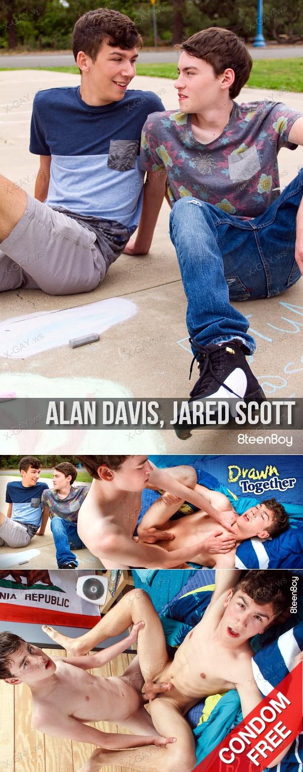8TeenBoy: Drawn Together (Alan Davis, Jared Scott) (Bareback)