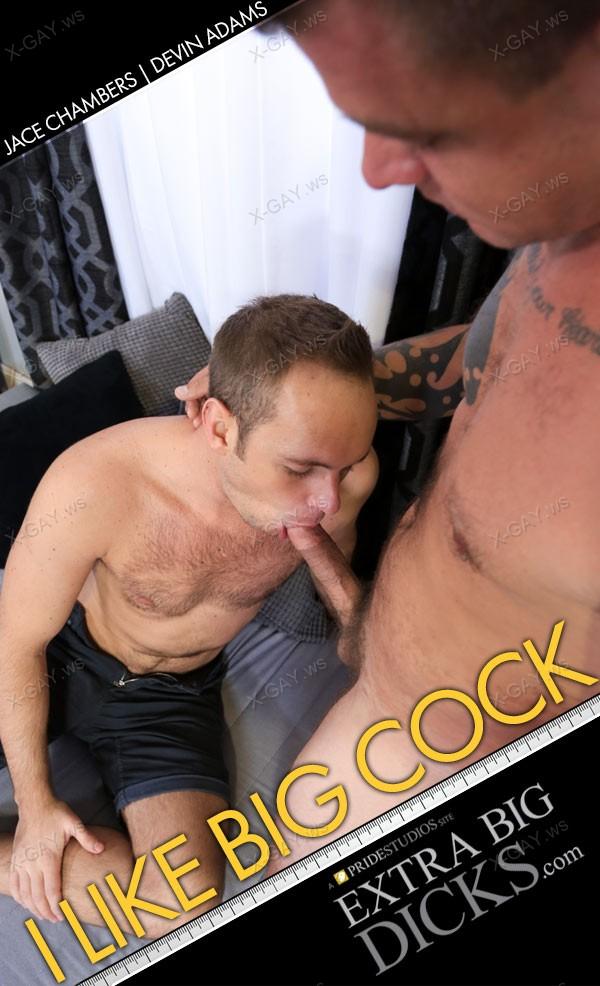 ExtraBigDicks: I Like Big Cock (Jace Chambers, Devin Adams)