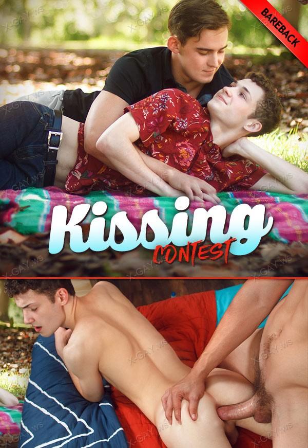 HelixStudios: Kissing Contest (Josh Brady, Danny Nelson) (Bareback)