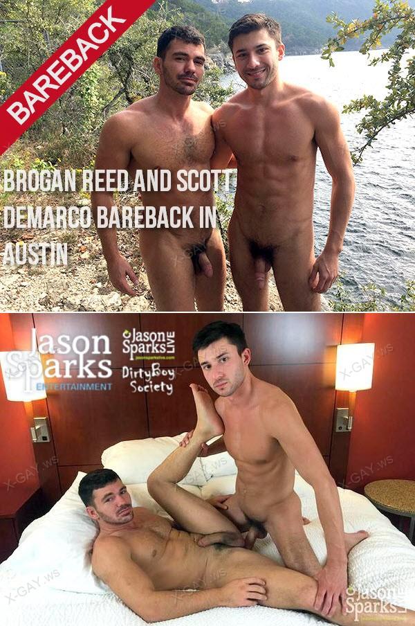 JasonSparksLive: Brogan Reed and Scott DeMarco Bareback in Austin