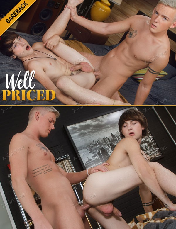 HelixStudios: Well Priced (Cole Claire, Jeremy Price) (Bareback)