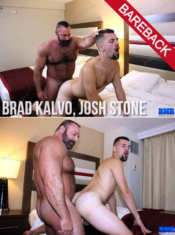 BreedMeRaw: Brad Kalvo, Josh Stone (Bareback)