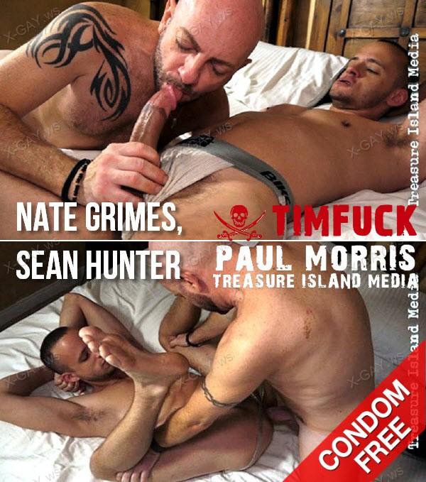 TimFuck: Nate Grimes, Sean Hunter (Bone Ready: Overheat) (Bareback)