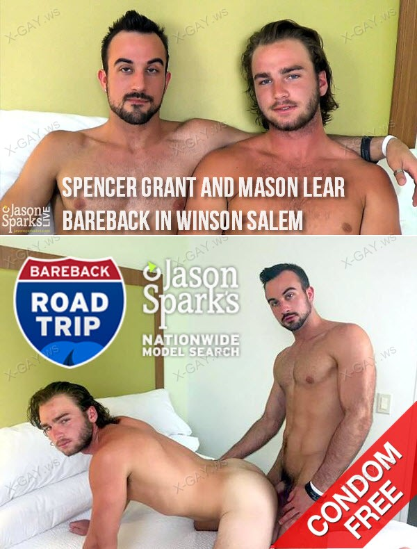 JasonSparksLive: Spencer Grant and Mason Lear Bareback in Winson Salem (Bareback)