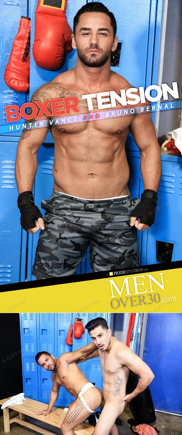 MenOver30: Hunter Vance, Bruno Bernal (Boxer Tension)