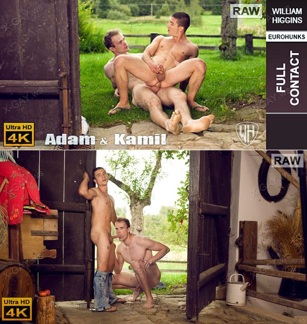 WilliamHiggins: Adam Nezval, Kamil Banek (RAW, FULL CONTACT)