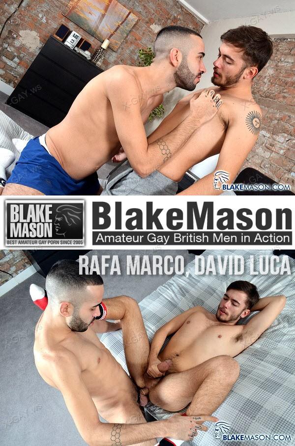 BlakeMason: Rafa Marco, David Luca