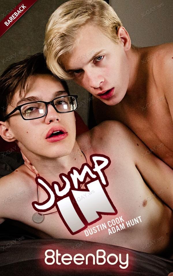 8TeenBoy: Dustin Cook, Adam Hunt (Jump In) (Flip Fuck Bareback)