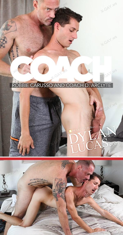 DylanLucas: Robbie Carusso, D Arclyte: Coach