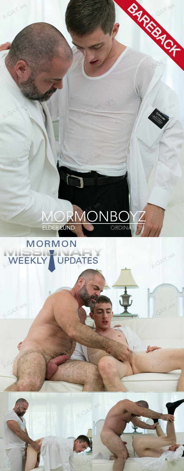 MormonBoyz: Elder Lund, Ordination