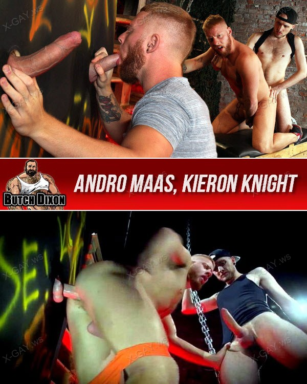 ButchDixon: Andro Maas, Kieron Knight