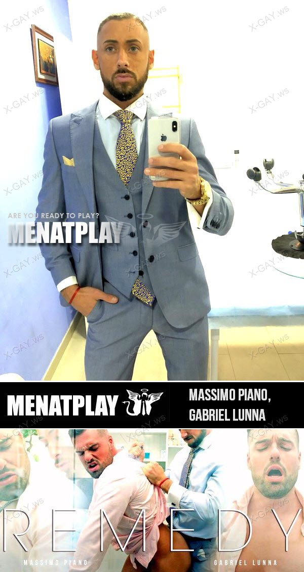 MenAtPlay: Massimo Piano, Gabriel Lunna (Remedy)