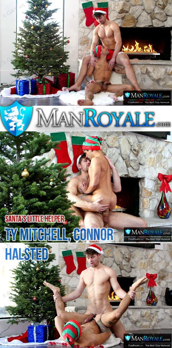 ManRoyale: Ty Mitchell, Connor Halsted: Santa's Little Helper
