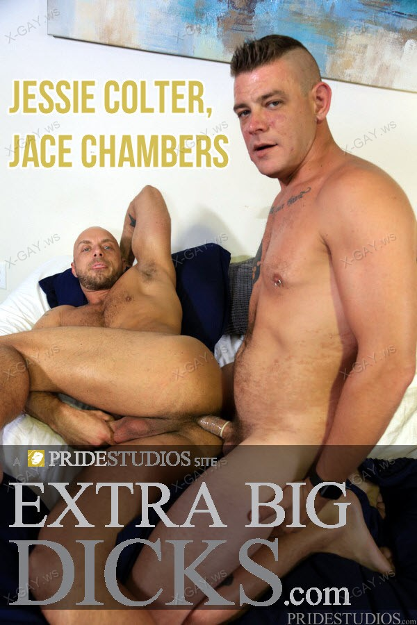 ExtraBigDicks: Jessie Colter, Jace Chambers: Big Cock Needs