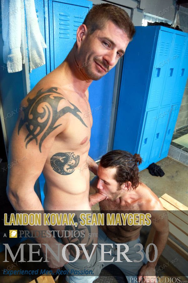 MenOver30: Landon Kovak, Sean Maygers: Train My Ass