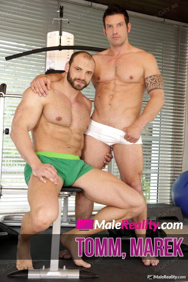 MaleReality: Tomm, Marek: Buff Boys #2